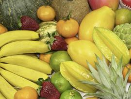 Fleck von Obst aus Leder entfernen