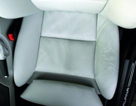 BMW Alpina: wit auto leer beschermen met Strong Protector