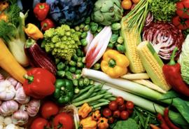 Fleck von Gemüse aus Leder entfernen