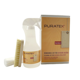 Puratex® cleaning set for outdoor upholsteries