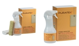 Combiset met 1x Puratex® strong cleaner set en  1x strong protector