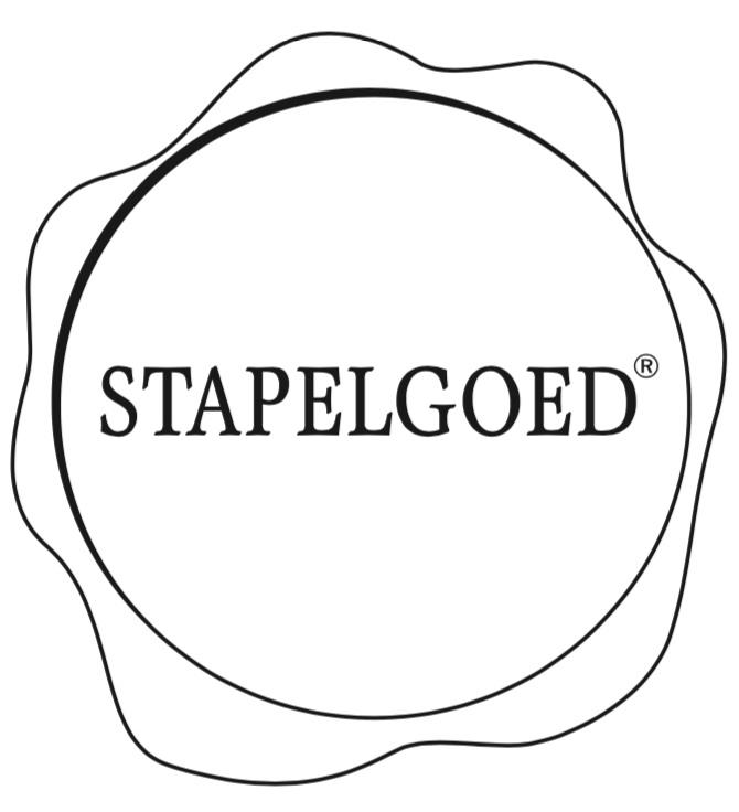 STGD Stapelgoed, leder Indigo