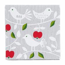 Klippan Kitchen Keukenschort Aple & Bird