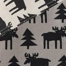 Theedoek Moose 2 stuks