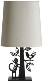 Bengt & Lotta Lamp Cat & Bird