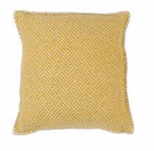 Klippan Kussenhoes Samba  geel