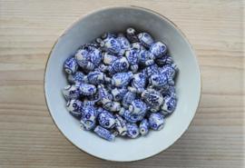 Delft Blaue Perle 'Fisch' ca. 13 x 18 mm (pro Stück)