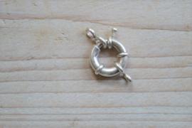 Metalen Verschluss Springring ca. 17 mm