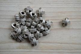 Metalen tussenkraal ca. 14 mm per 4 stuks