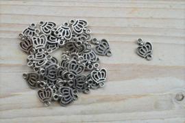 Metalen Verbinder ca. 11 X 16 mm pro stück