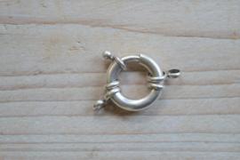 Metalen Verschluss Springring ca. 22 mm