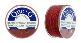 TOHO One G Cord Red