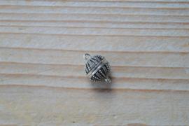Sterling zilver magneetsluiting B ca. 10 mm