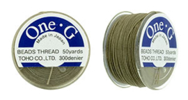 TOHO One G Cord Light Khaki