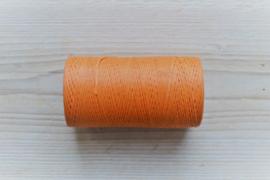 Wachsschnur Orange pro 2 meter