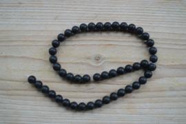 Onyx MAT runde Perlen 8 mm