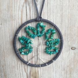 Workshop 'Tree of Life hanger' maken