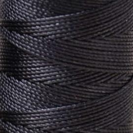 C-Lon Bead Cord Black