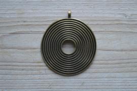 Bronzen Hangers en tussenstukken