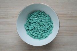 CM-10 Tiles 6 mm Opaque Turquoise pro 25 stück