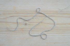 Labradoriet gefacetteerde ronde kralen ca. 2 mm (seedbeads)