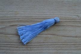 Kwastje nylon lila ca. 12 x 50 mm