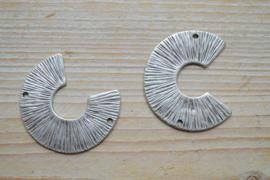 Metalen Verbinder ca. 40 X 45 mm