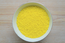 Miyuki 8-404 Opaque Yellow (per 10 gram)