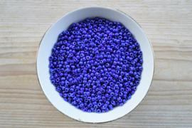 Miyuki 6-1945 Opaque Luster Cobalt (per 10 gram)