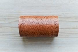 Wachsschnur Braun pro 2 meter