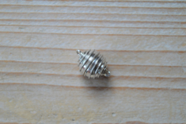 Sterling zilver magneetsluiting A ca. 10 mm