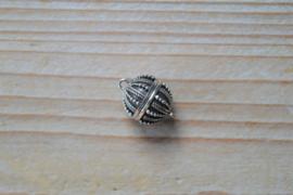 Sterling zilver magneetsluiting B ca. 12 mm