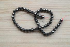 Hämatit runde Perlen 8 mm