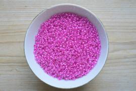 Miyuki 6-209 Fuchsia Lined Crystal (per 10 gram)