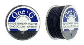 TOHO One G Cord Navy