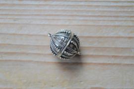Sterling zilver magneetsluiting B ca. 16 mm
