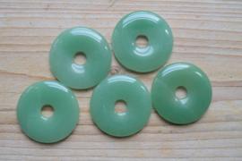 Donut Aventurijn ca. 40 mm