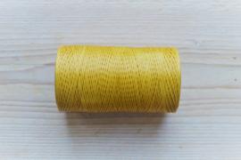 Wachsschnur Goldgelb pro 2 meter