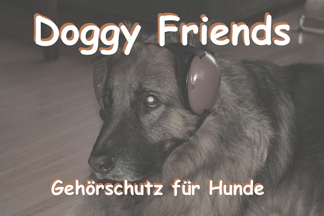 Gehörschutz-für-Hunde, bei jagd, Silvester, gewitter