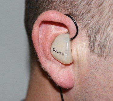 In-Ear hard materiaal