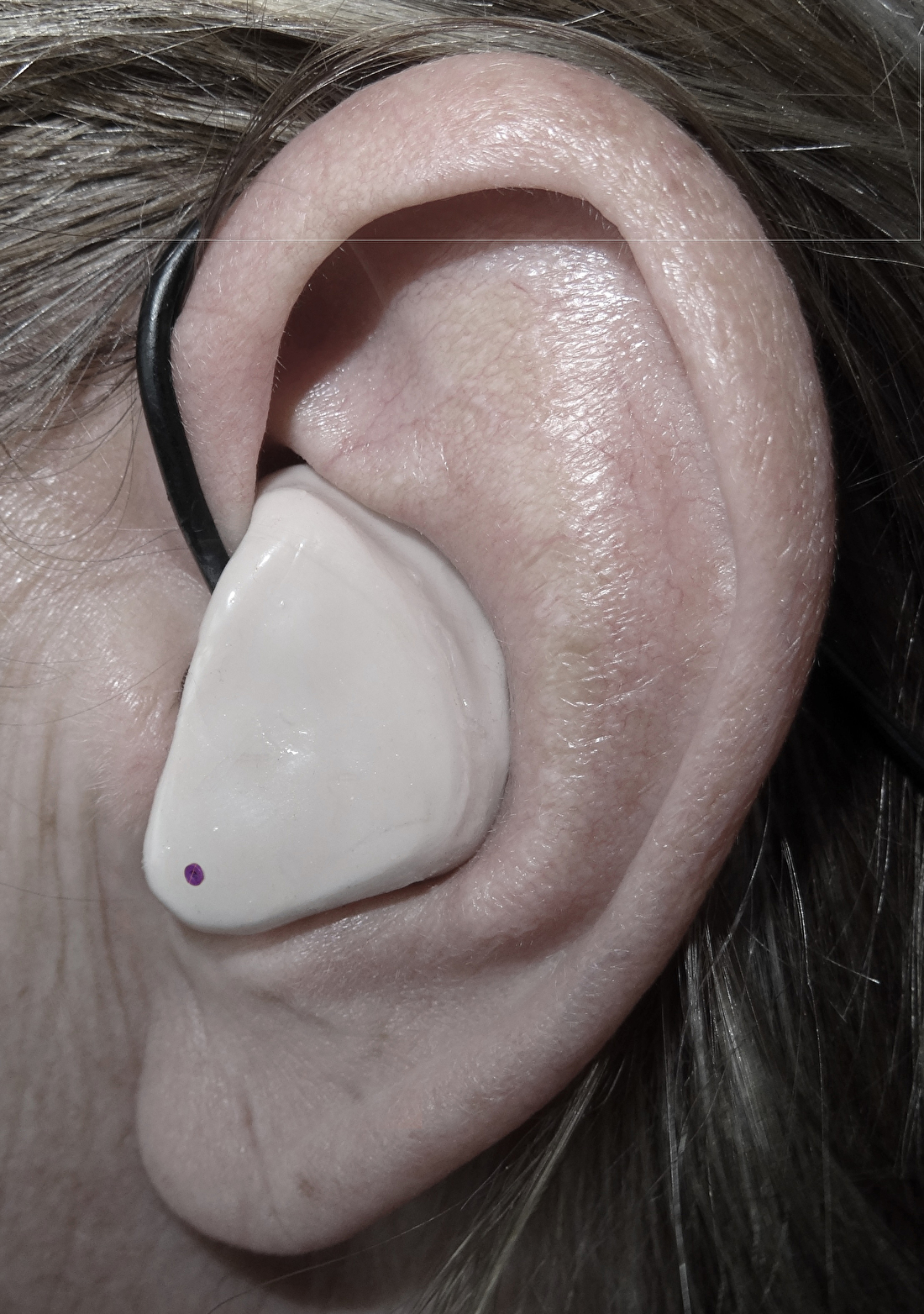 Eartech-in ear-appingedam