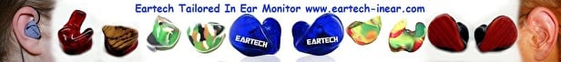 Eartech-in ear-beringen