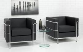Wachtkamer fauteuil / bank Blok