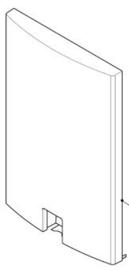 Remeha frontmantel S101332