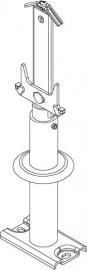Plint standconsole inbouw types 22, 33 en 44 kleur RAL9016