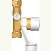 Flamco inlaatcombinatie 15 mm knel