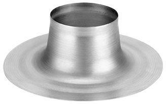 Burgerhout plakplaat aluminium 138mm
