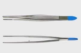 MC Indoe Anatomisch Pincet, 15cm, steriel