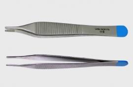 Hudson Anatomisch Pincet, 12,5cm, fijn, steriel