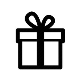 Cadeautje voor jou!